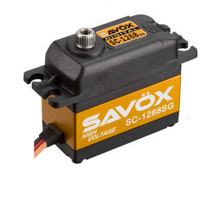 Savox .11/347 @7.4v High Torque Digital Servo SAVSC1268SG