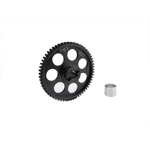 Hot Racing Steel Main Gear 0.5module 60 Tooth Latrax Rally Teton HRASLTN60M5