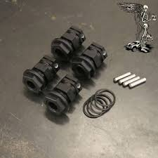 Daves Motors DarkSoul Axle Extenders for Losi 5ive DDMSM154