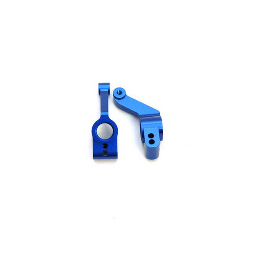 ST Racing Concepts Aluminum Rear Hub Carriers, Blue, for Traxxas Slash 4x4 (2pcs) STRST1952B