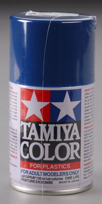 Tamiya TS-15 Blue Spray Laquer TAM85015