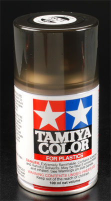 Tamiya Spray Lacquer TS-71 Smoke 3 Oz TAM85071