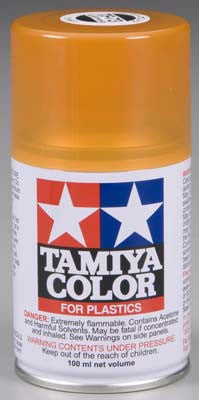 TAMIYA 85073 Spray Lacquer TS73 Clear Orange 3 oz TAM85073