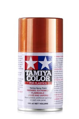 Tamiya Spray Lacquer TS92 Metallic Orange 3 ozTAM85092