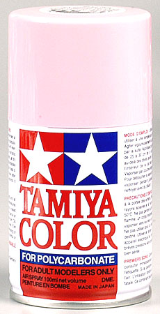 Tamiya Ps-11 Pink Polycarbonate Spray 3 Oz TAM86011