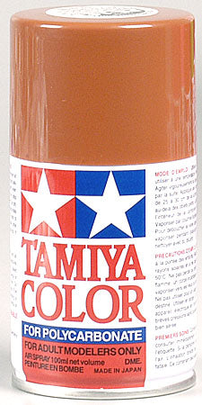 Tamiya Ps-14 Copper Polycarbonate Spray 3 Oz TAM86014