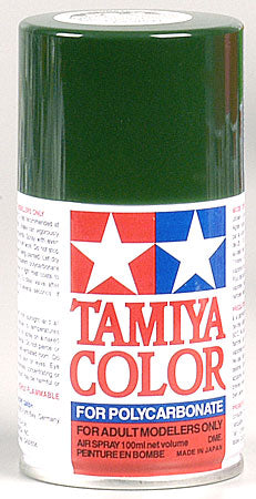 Tamiya Ps-22 Racing Green Polycarbonate Spray 3oz Mini TAM86022