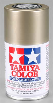Tamiya Ps-52 Champagne Gold Alum Polycarbonate TAM86052