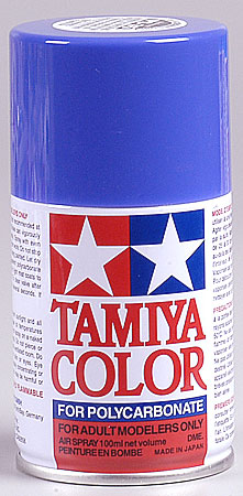 Tamiya Ps-35 Blue Violet Polycarbonate Spray TAM86035
