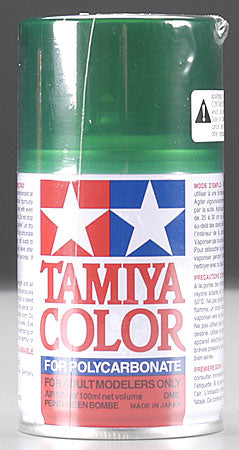 Tamiya Ps-44 Translucent Green Polycarbonate TAM86044