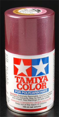Tamiya Ps-47 Pink/Gold Polycarbonate Spray 3 Oz TAM86047