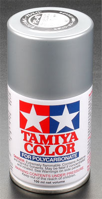 Tamiya Ps-48 Metallic Silver Polycarbonate TAM86048