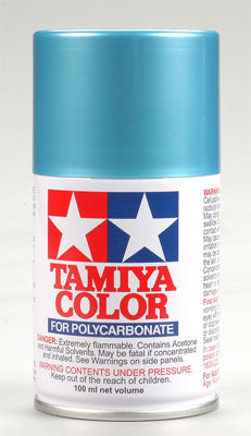 Tamiya Ps-49 Metallic Blue Polycarbonate Spray TAM86049