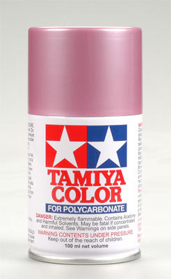 Tamiya Ps-50 Metallic Red/Pink Polycarbonate TAM86050