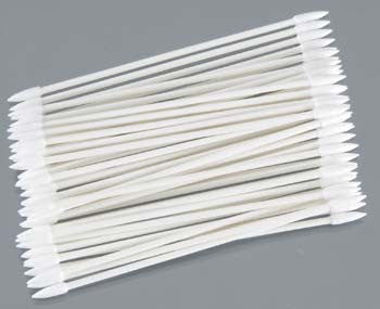 Tamiya 87105 Craft Cotton Swab Triangular Extra Small 50pcs TAM87105
