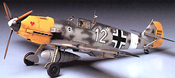 TAMIYA 61063 1/48 Messerschmitt Bf109E-4/7 Tropical TAM61063