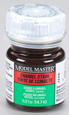 Testors Model Master Oil/Grease Detail Stain (SG) 2-Jan oz TES2182