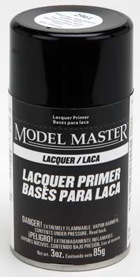 Testers 296103 Model Master Spray Super Fine White Lacquer Prim TES296103