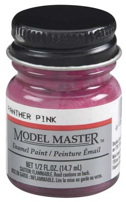 Testors Model Master Panther Pink 1/2 oz TES2757
