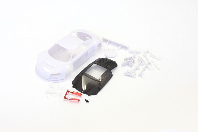 Kyosho Audi R8 White Body Set KYOMZN139
