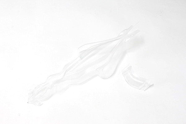 Kyosho Clear Body Set(G-ZERO/unpainted) KYODRB001