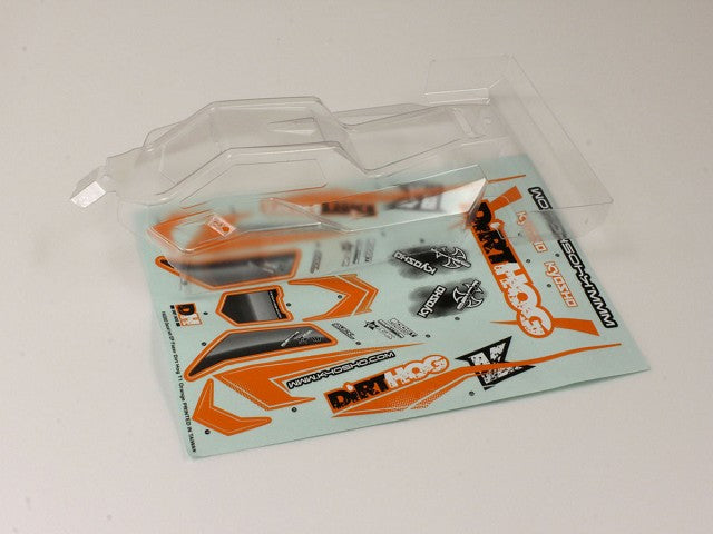Kyosho Clear Body set (Dirt Hog) KYOFAB252
