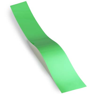 Top Flight Trim Neon Green TOPQ4133
