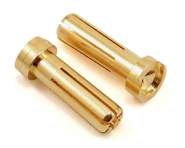 TQ Wires 5mm Bullet Connector 6point Standard Top TQ2507