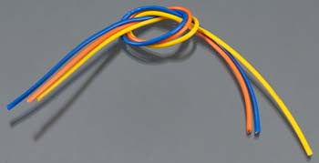 TQ Wires 16 Gauge 3' Wire Kit 1' ea Blue/Yellow/Orange TQ1604