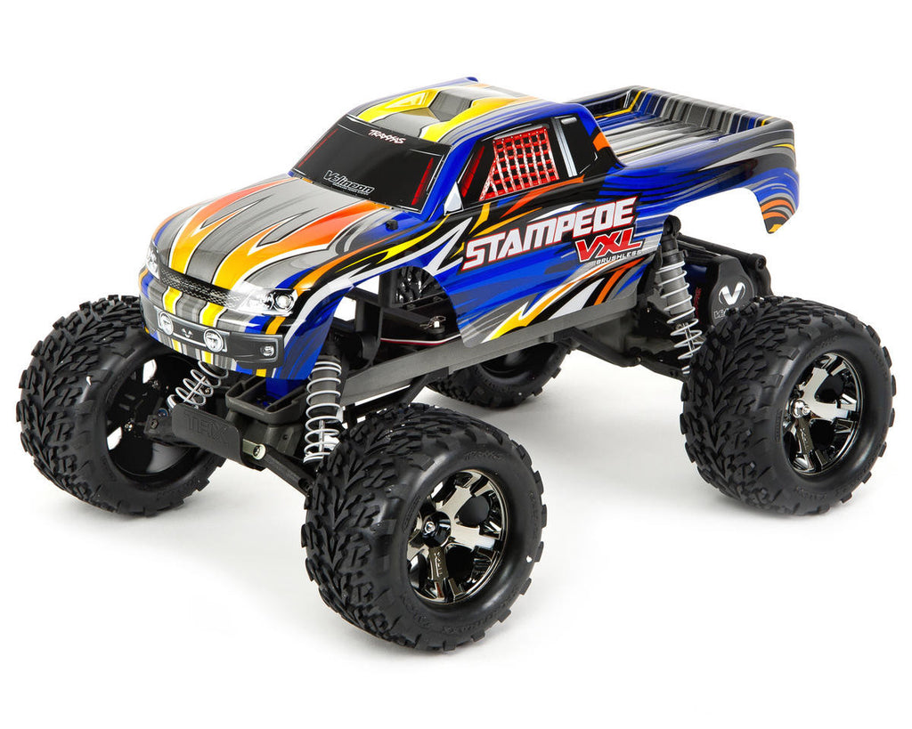 Traxxas 10-Jan Stampede VXL RTR w/Stability Management TRA36076-3