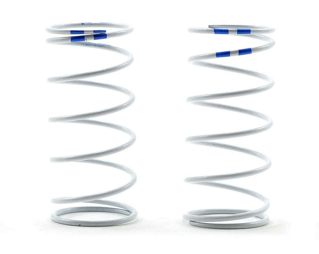 Traxxas Spring Shock White GTR Long 0.892 Blue (Pair)  TRA7448