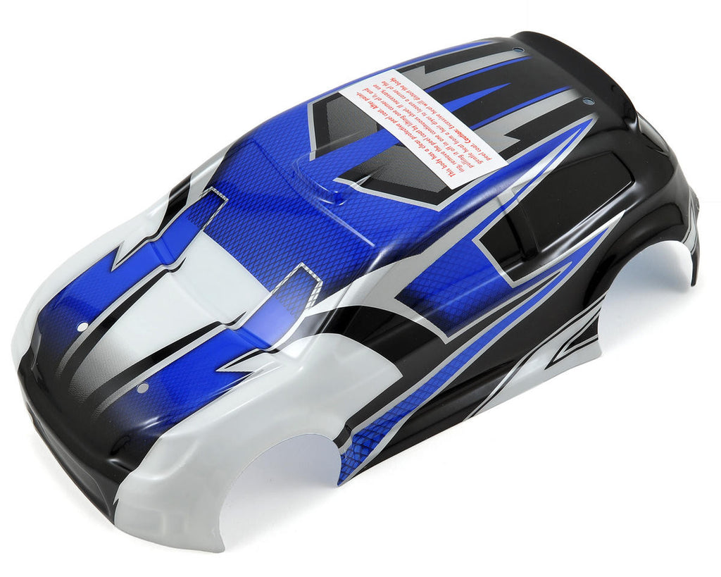 Traxxas Body LaTrax Rally Blue Decals TRA7514