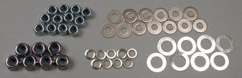 Traxxas Nuts & Washers Spirit (49) TRA1252