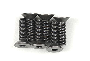 Traxxas Screws Countersunk Machine 3x10mm Revo TRA2551