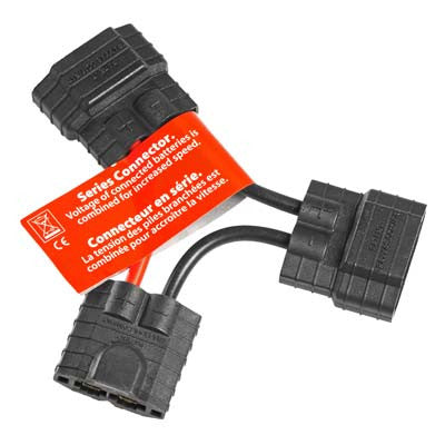 Traxxas Wire Harness Series Battery Connection TRA3063X