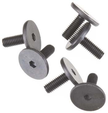 Traxxas Flat Head Machine Hex Drive Screws 3x8mm TRA3931