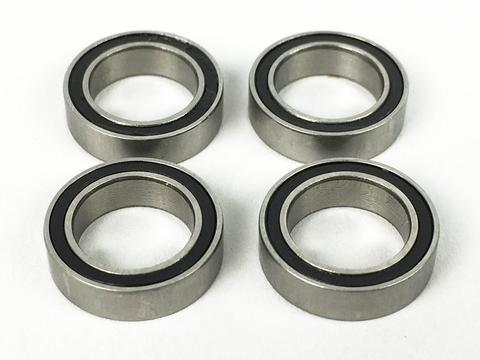 Thunder Tiger Ball Bearing Set 10 X 15 X 4Mm (4) TTRPD90406S1