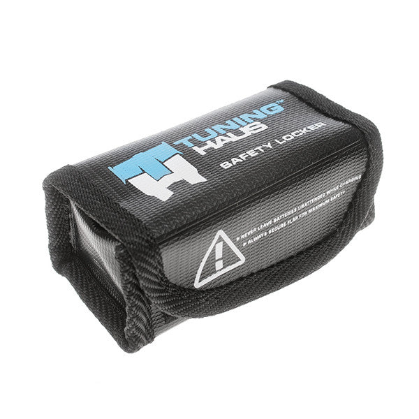 Tuning Haus 1S or 2S Shorty Lipo Safety Storage Bag TUH1003