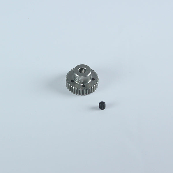 Tuning Haus 35 Tooth, 64 Pitch Precision Aluminum Pinion Gear TUH1335