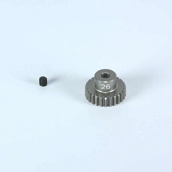 Tuning Haus 26 Tooth, 48 Pitch Precision Aluminum Pinion Gear TUH1426