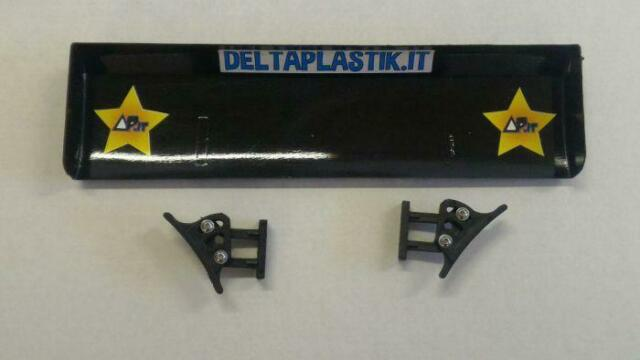 Delta Plastik Adjustable Wing Mount w Wing DLTWING