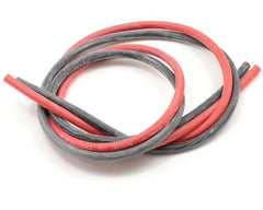 Deans Silicone Wire 12-Gauge Red/Black 2' WSD1400