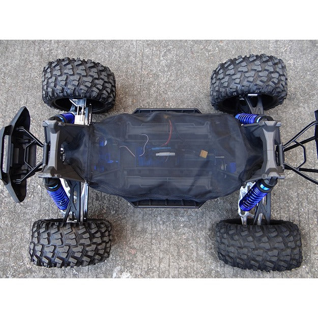 Hot Racing Dirt Guard Chassis Cover Traxxas X-Maxx HRAXMX16C02