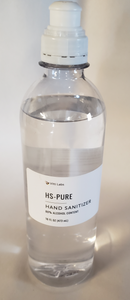 HS- Pure Hand Sanitizer | 80% Ethanol | W.H.O. Specifications