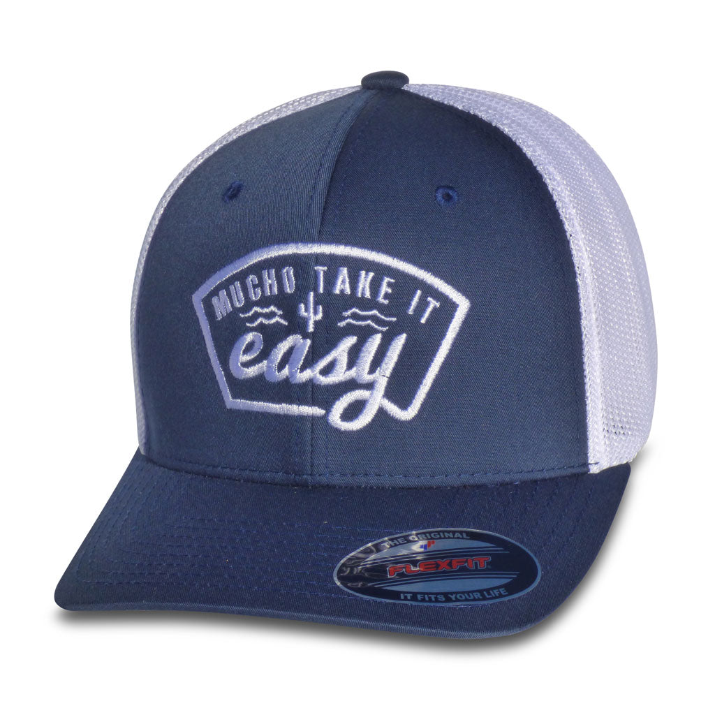 Don Jose Hat v2 - Navy FlexFit