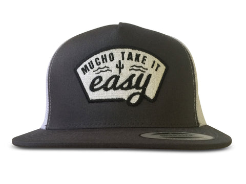Don Jose Hat - Gray Snapback