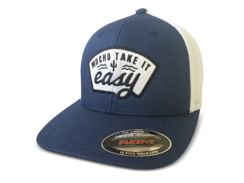 Don Jose Hat - Navy FlexFit