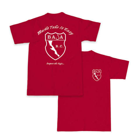 Men's OG Beefy T - Red