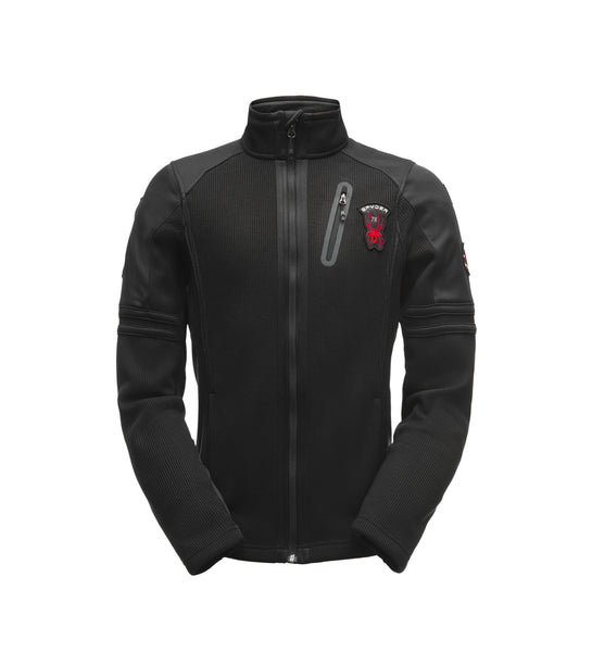 Spyder WENGEN FULL ZIP STRYKE JACKET - Men's