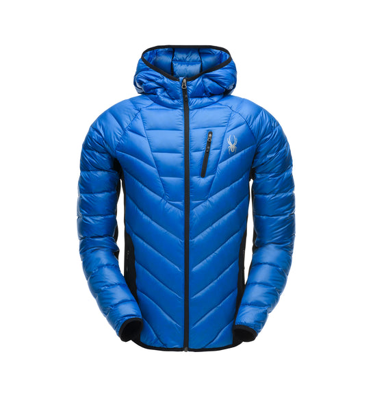 Spyder SYRROUND HYBRID HOODY JACKET - Men's